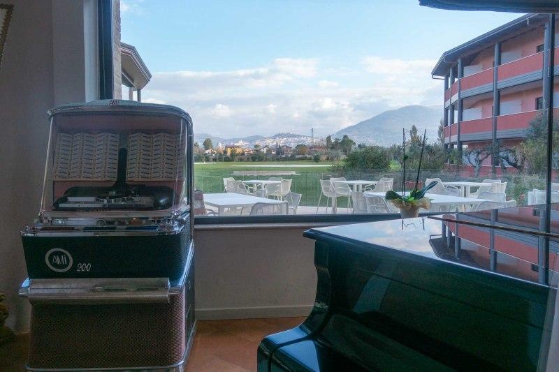 vista su assisi Valle di Assisi Hotel Spa & Golf