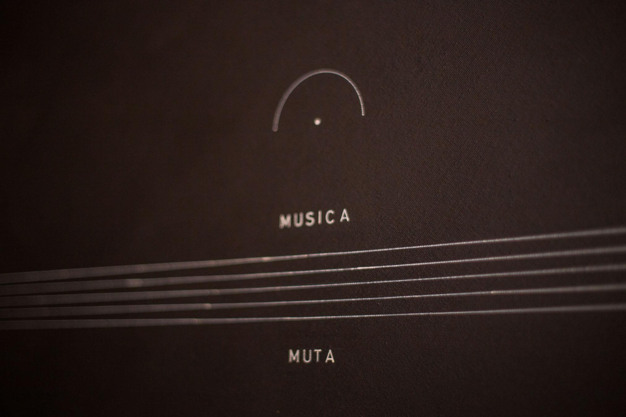 musica muta prato