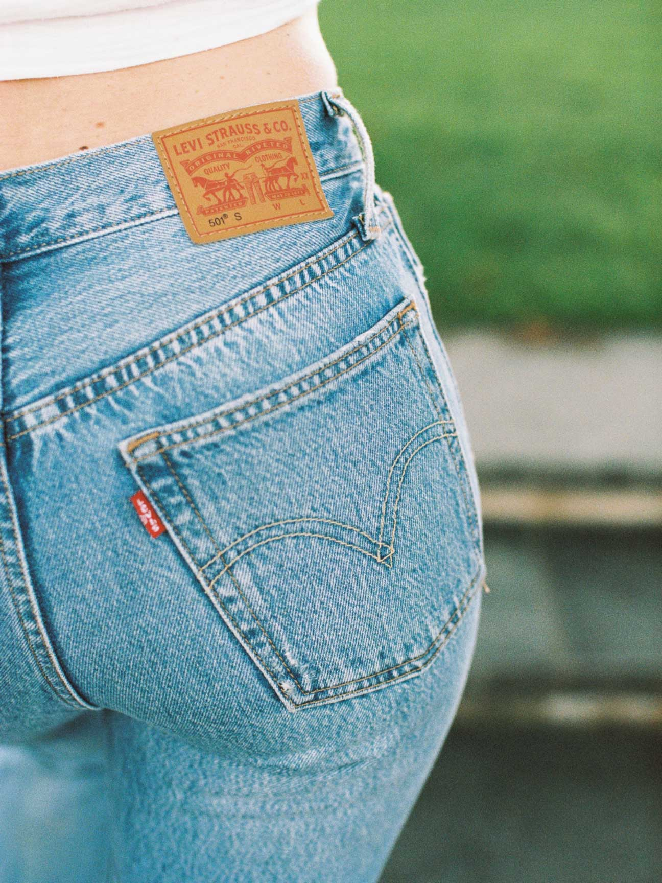 jeans levi's strauss urban style