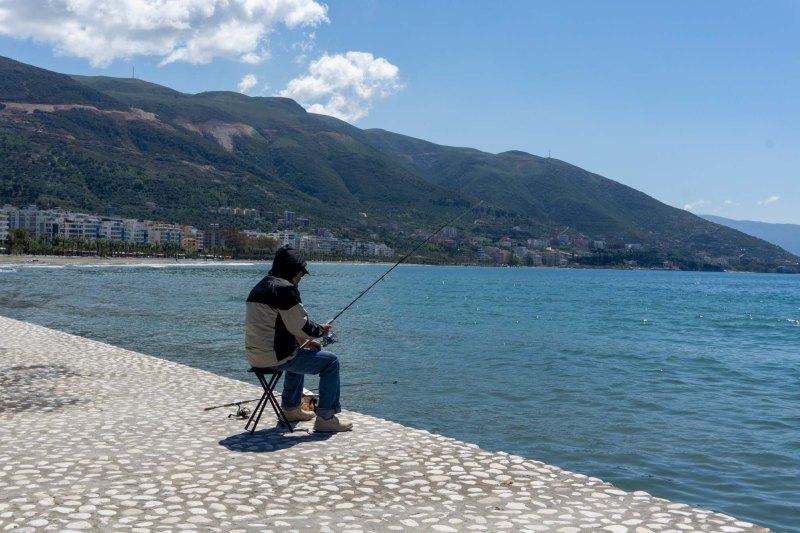 pescatore a valona