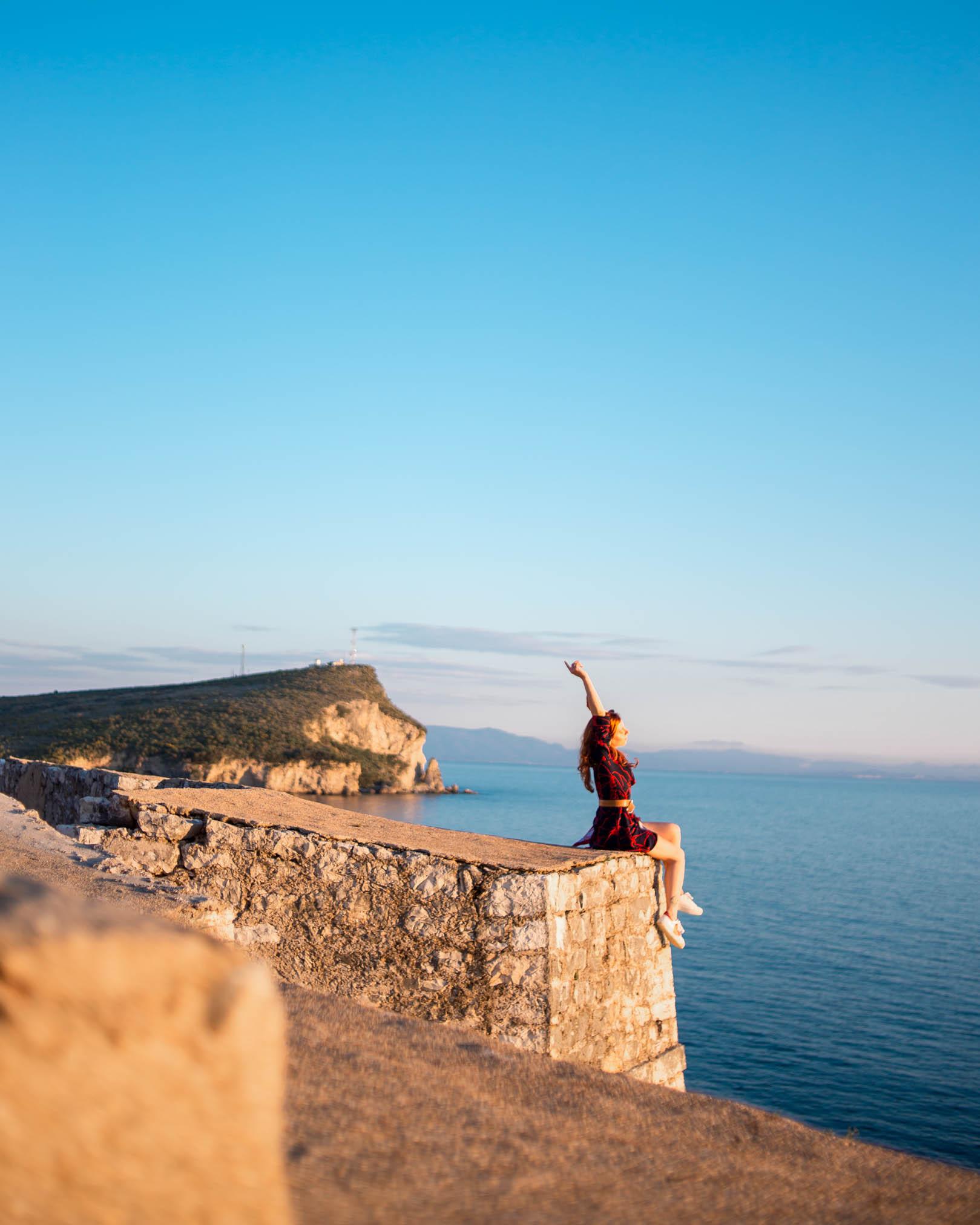 castello di porto palermo albania