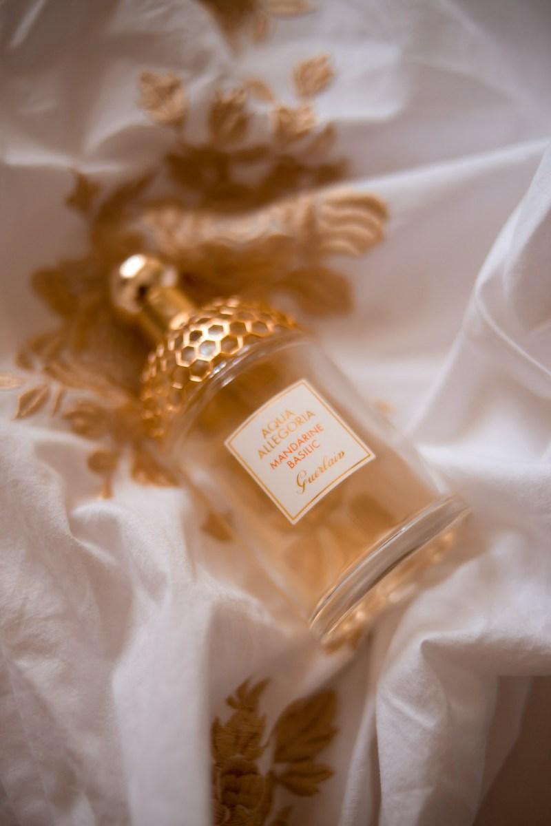 profumo aqua allegoria di guerlain mandarine basilic