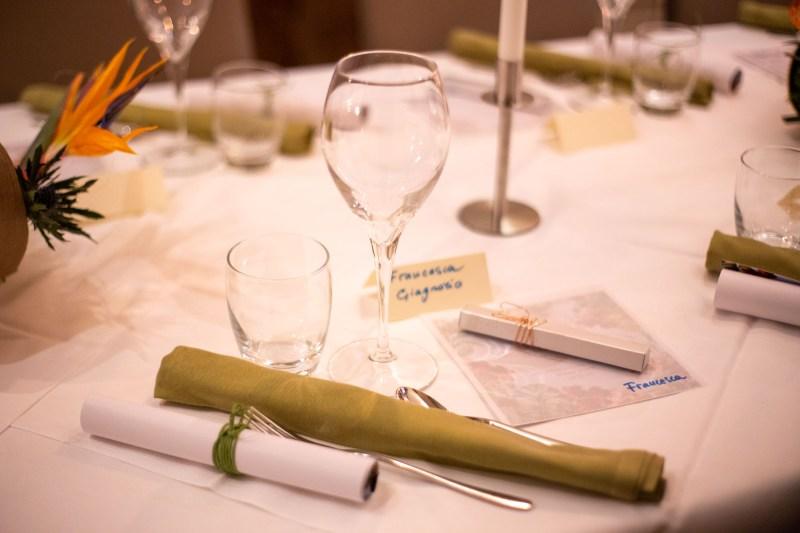 tavola di cuculia ristorante