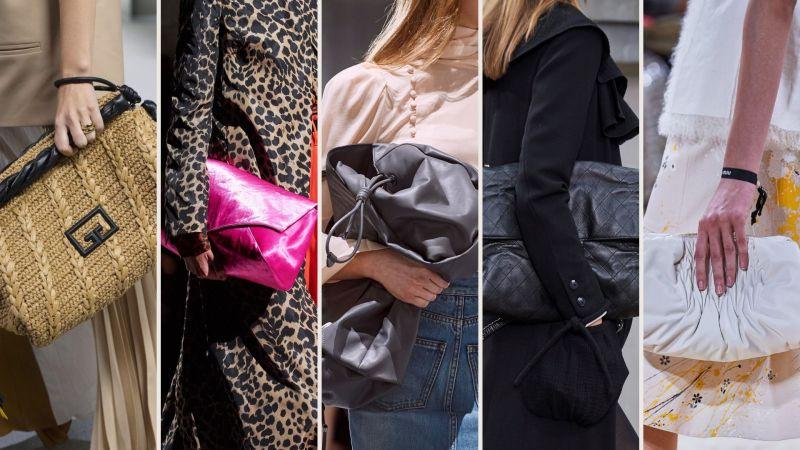 pouch bag, le pochette per la primavera