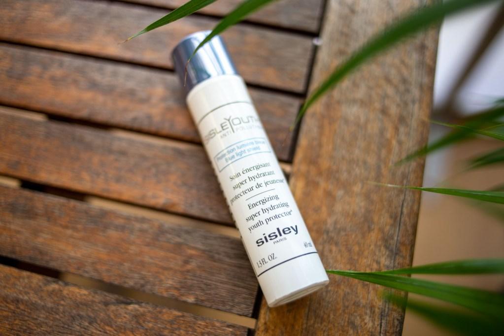 crema per il viso contro l'inquinamento atmosferico