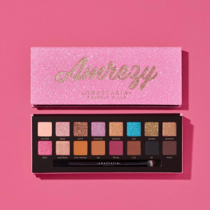 palette occhi limited edition by anastasia beverly hills