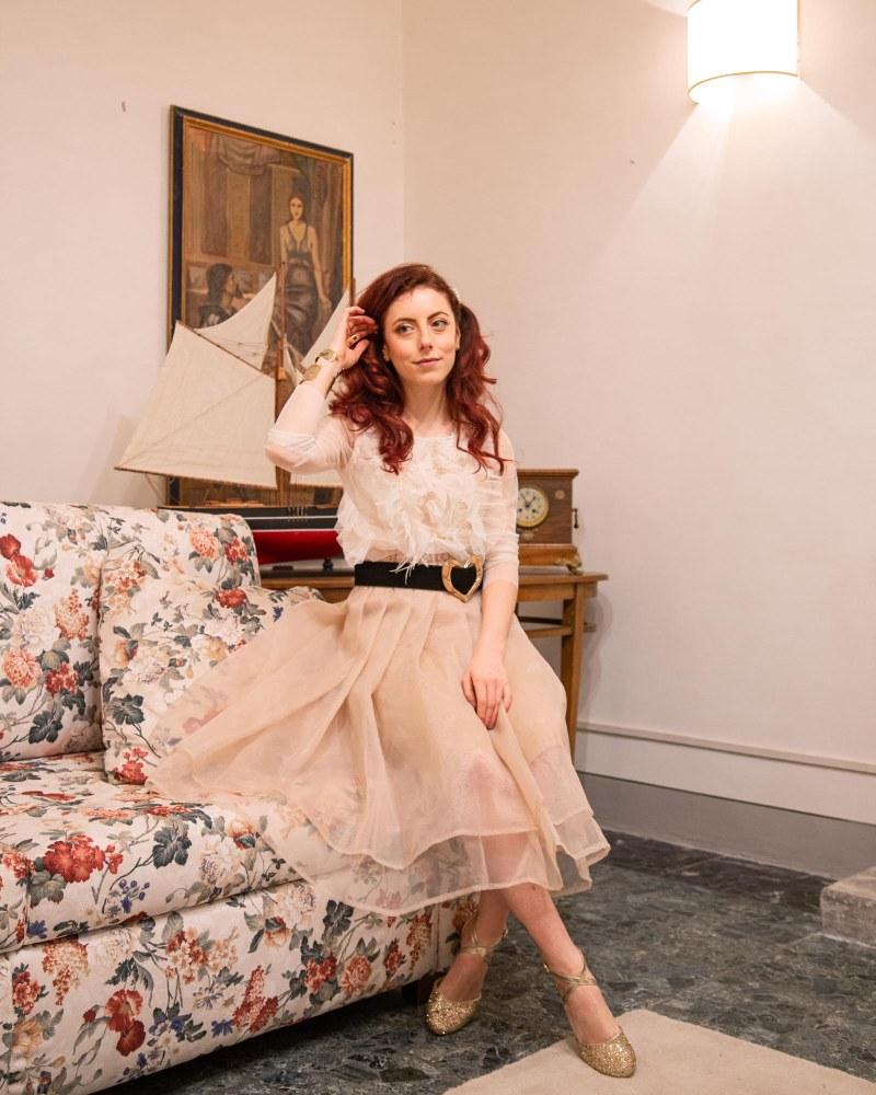 outfit per una cena romantica nel san baronto pistoia