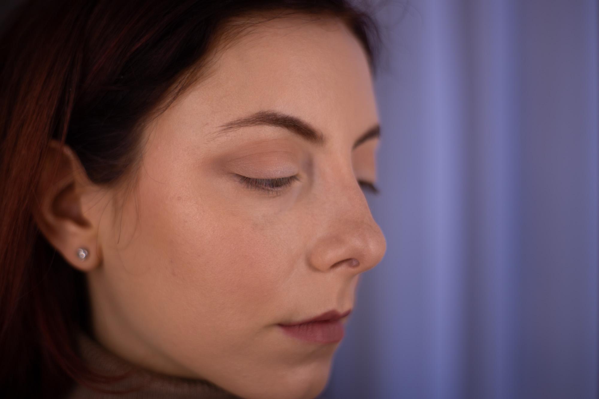 makeup completo con cc cream full coverage