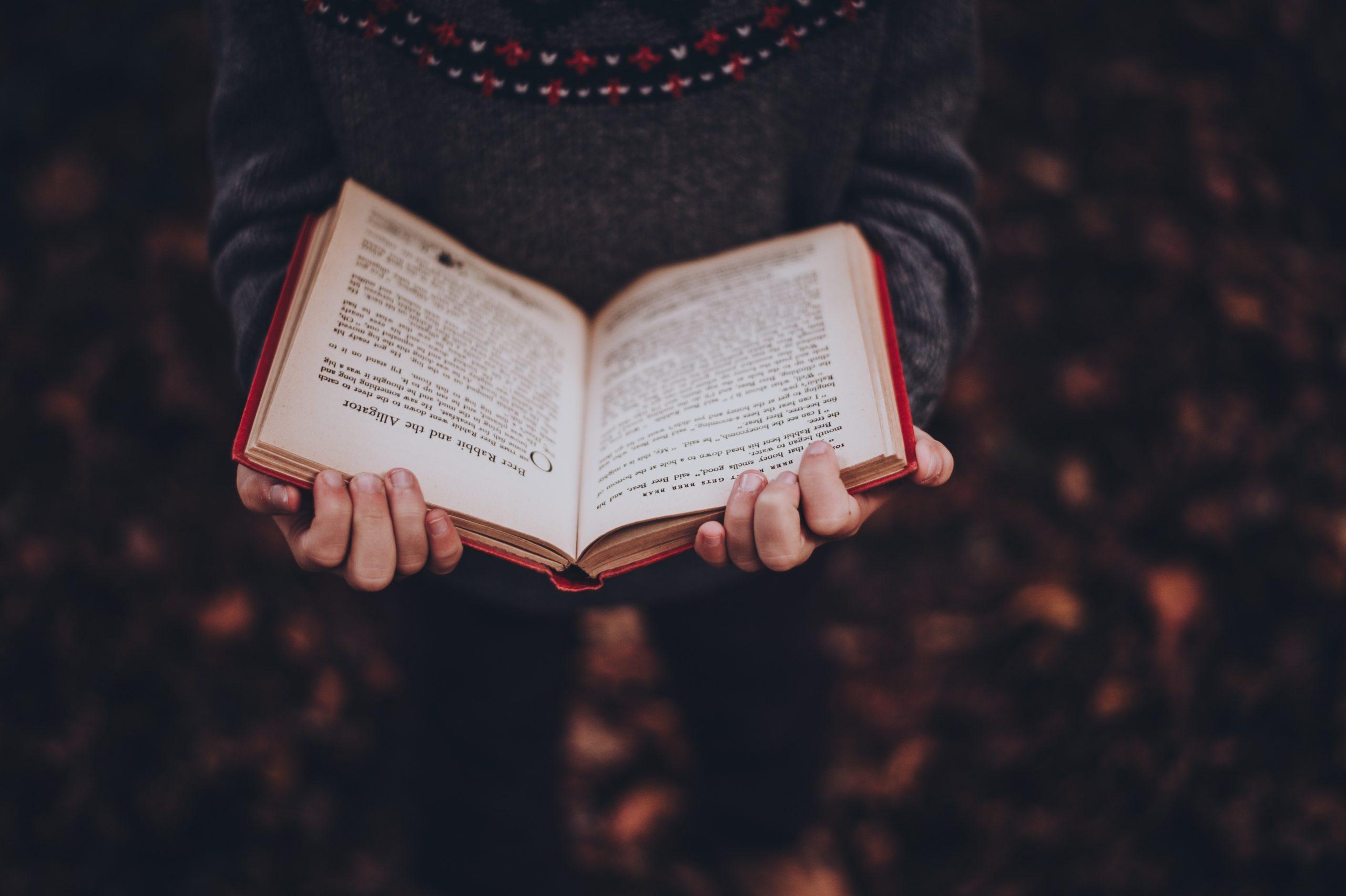 passatempo cottagecore lettura