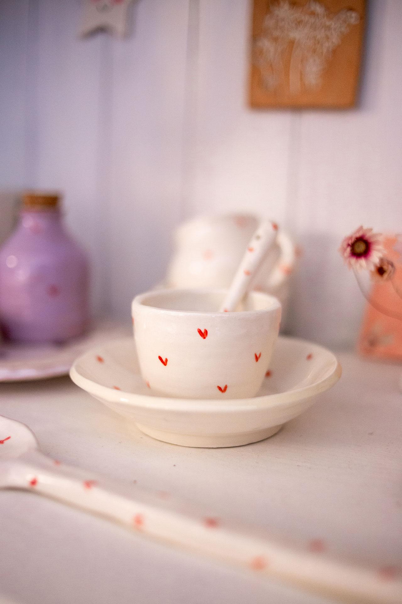 ceramiche realizzate a mano in toscana