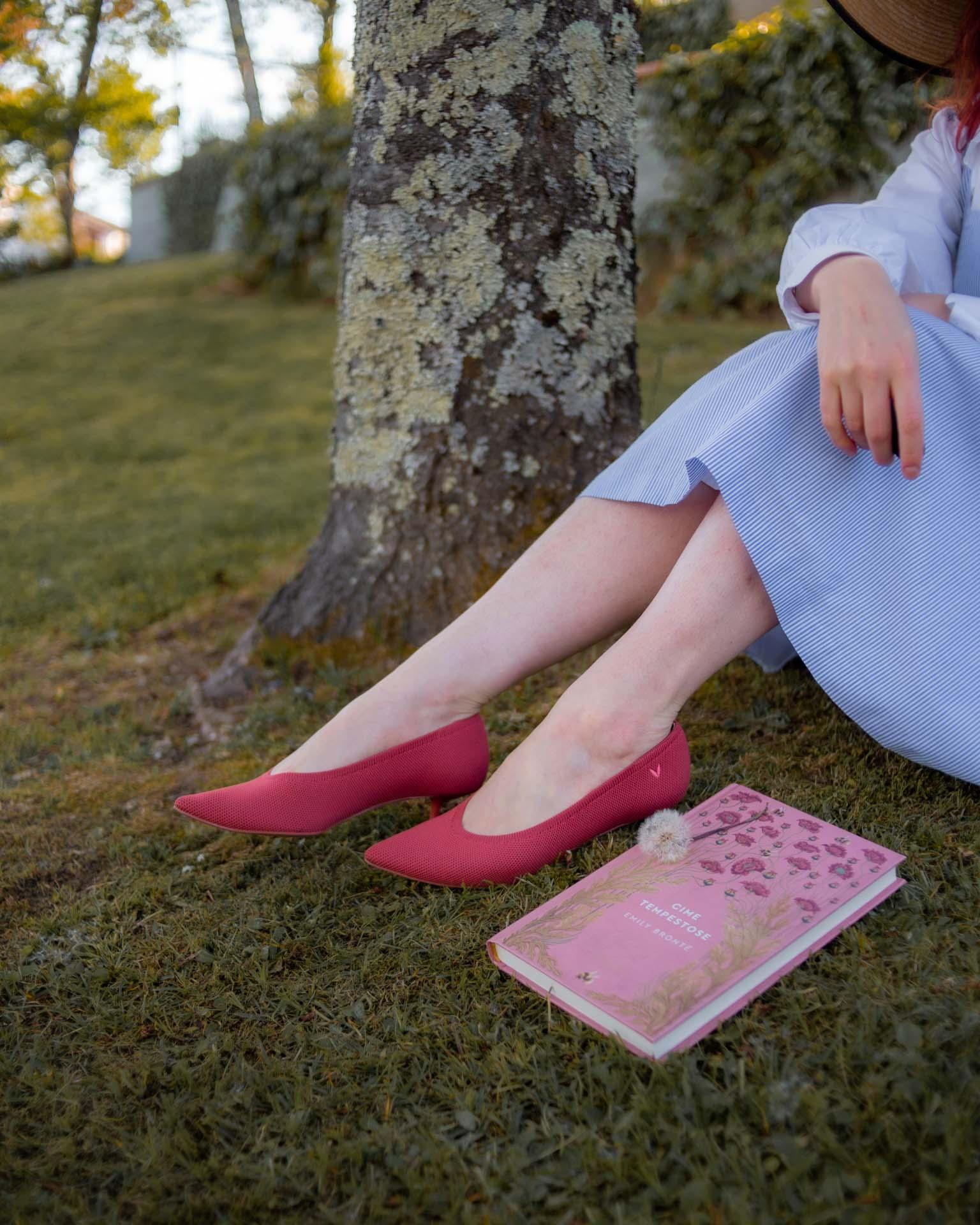 scarpe sostenibili Vivaia