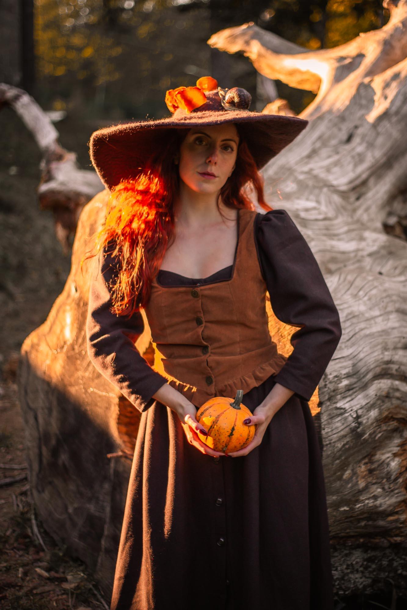 Dark cottagecore- un abito da strega... per tutti i giorni-5962
