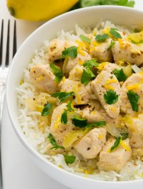 20-Minute Chicken Scampi