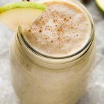 Spiced Pear Smoothie | Recipe at EverydayEasyEats.com