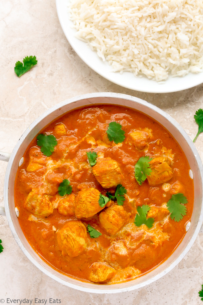 Quick Indian Chicken Curry   Everyday Easy Eats