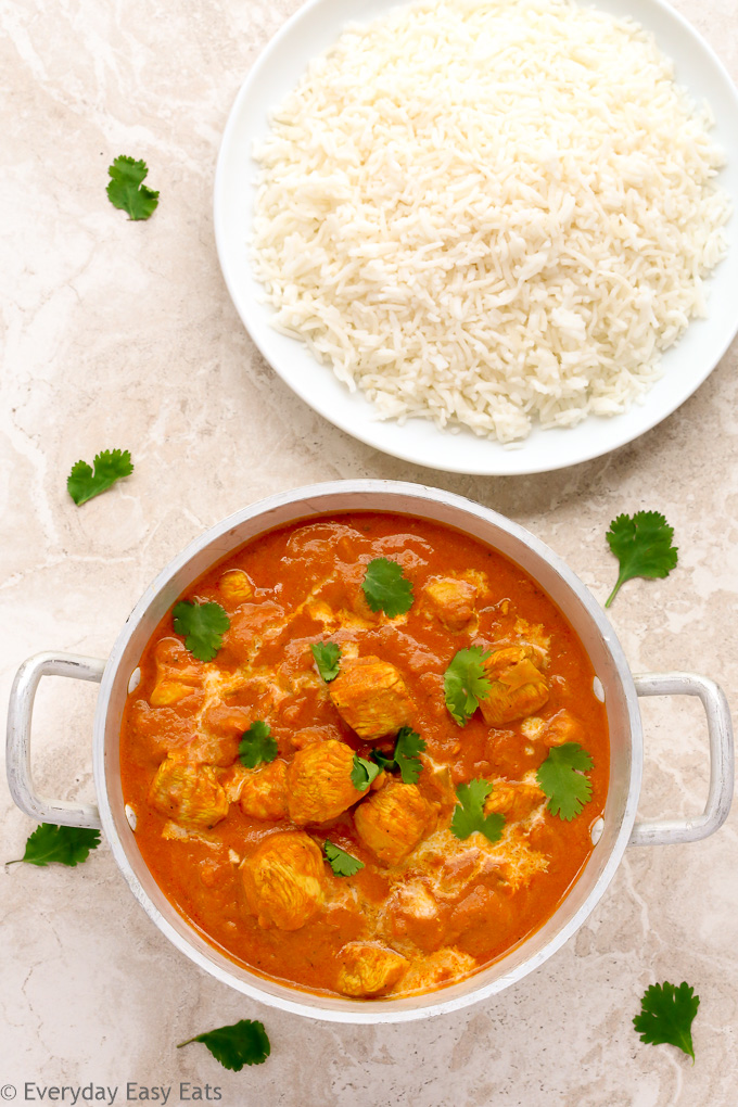 Quick indian chicken curry everyday easy eats quick and easy indian chicken curry recipe everydayeasyeats forumfinder Choice Image