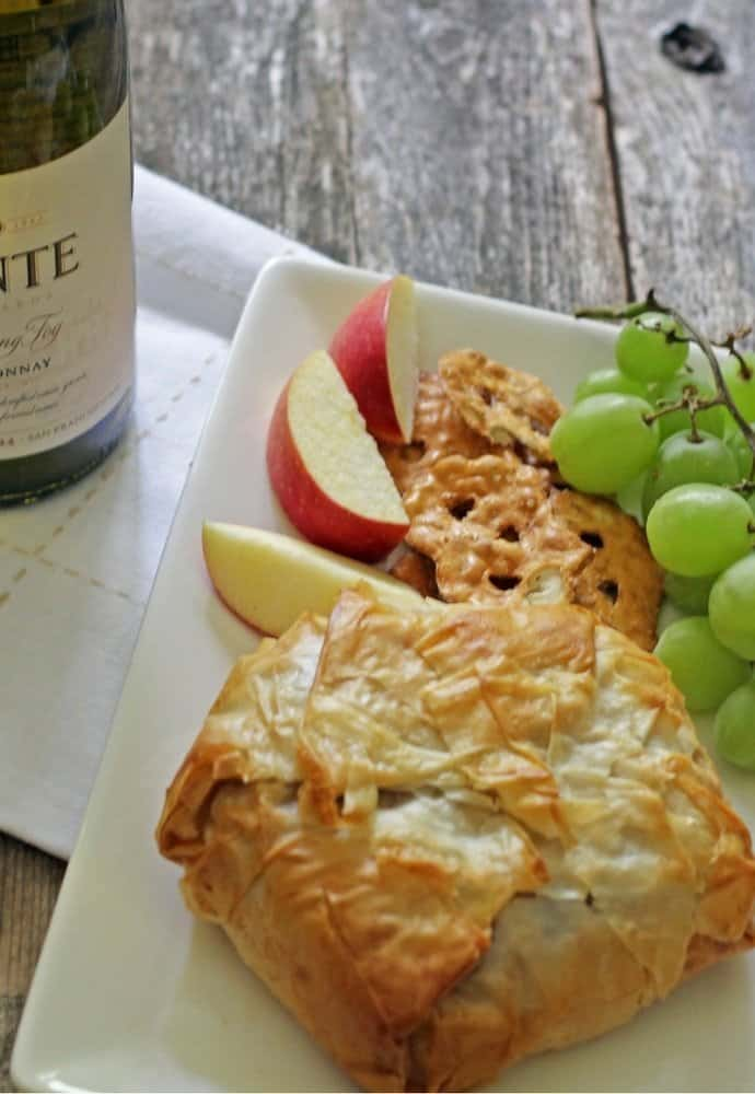 baked-brie-fig jam