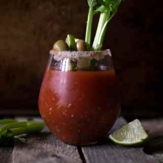 how to make a perfect bloody mary