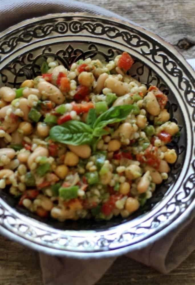 how to make 4 bean salad