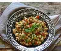 tuscan bean salad
