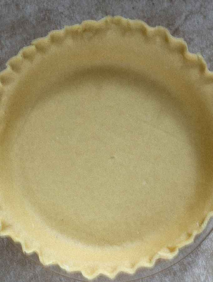 Easy Buttery Flaky Pie Crust