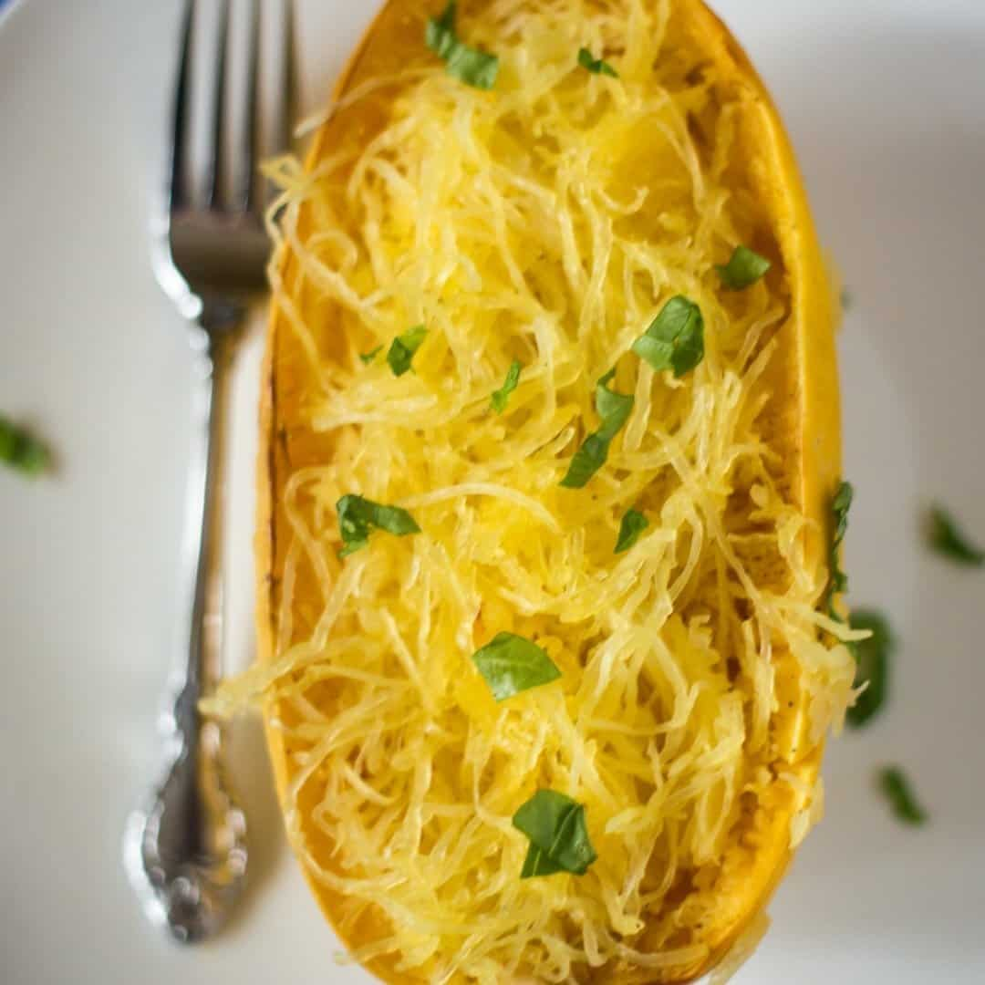 How to Make Roasted Spaghetti Squash