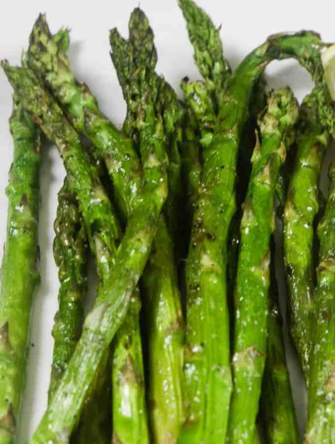 Easiest Grilled Asparagus Recipe