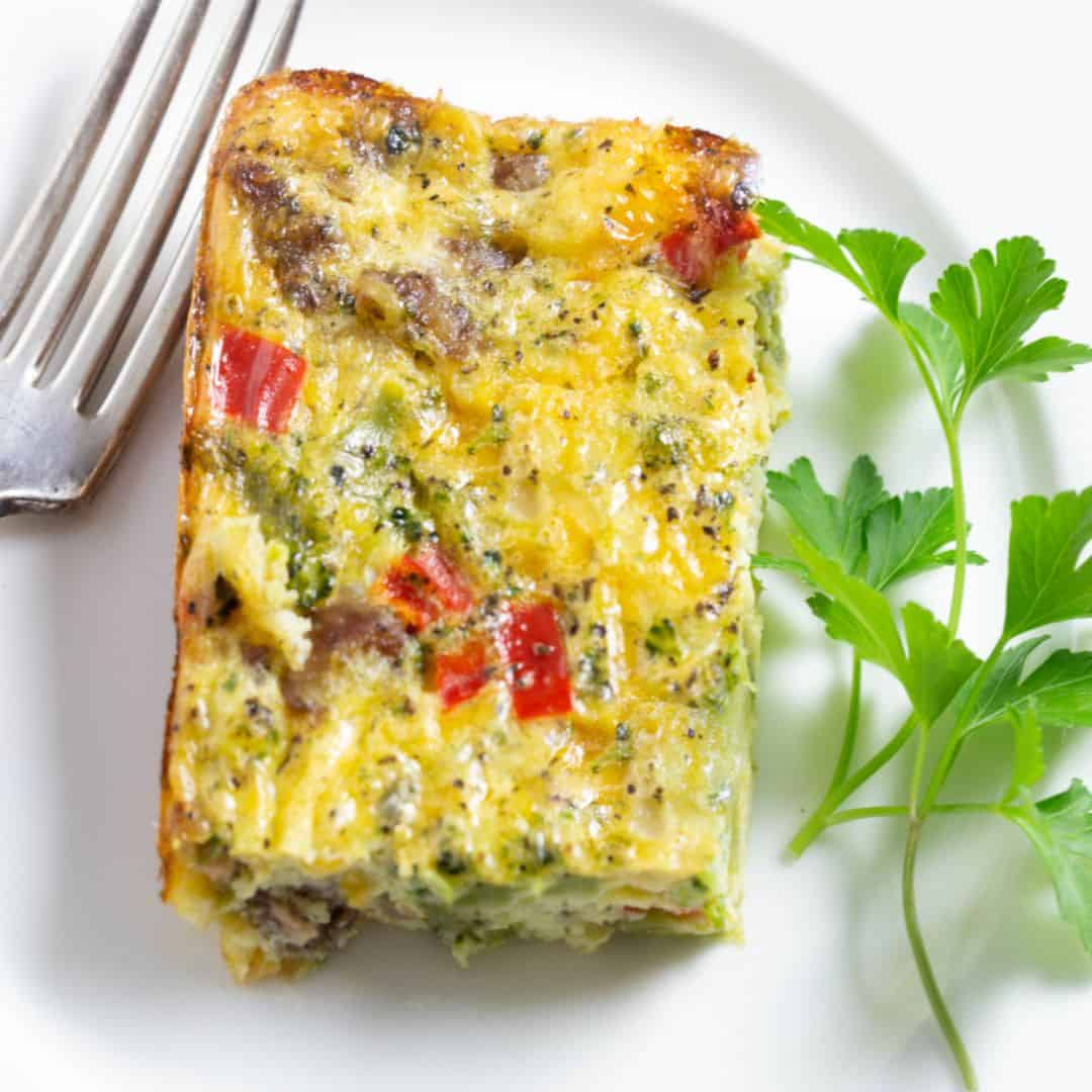 Do Ahead Egg And Sausage Bake: Easy Cheesy Sausage And Egg Casserole