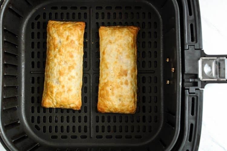 air fryer hot pockets how to get an