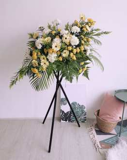 Condolences/ Funeral Flower Stand #2