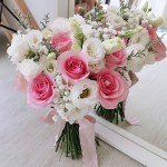 bridal bouquet kl