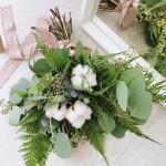 rustic bridal bouquet subang