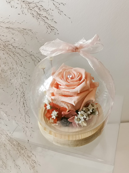 Mother's Day Sweet Talker (Preserved Flower Globe 永生花)
