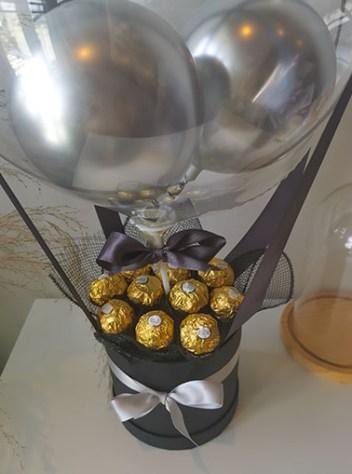 Glam Ferrero Rocher Box