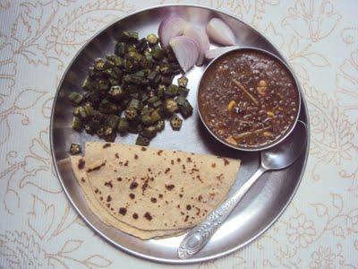 Dinner from Sangeeta