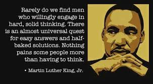 MLK Quote #MondayMusings #MicroblogMondays