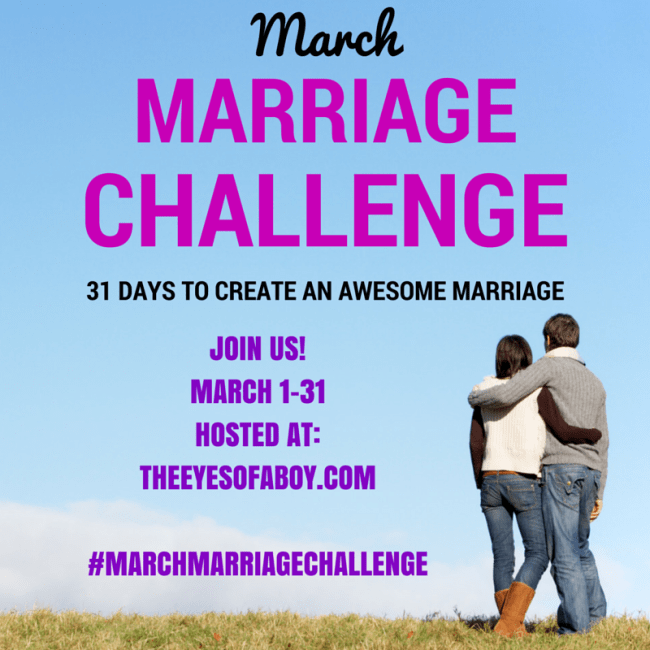 The Importance of Respect In A Marriage #MarchMarriageChallenge