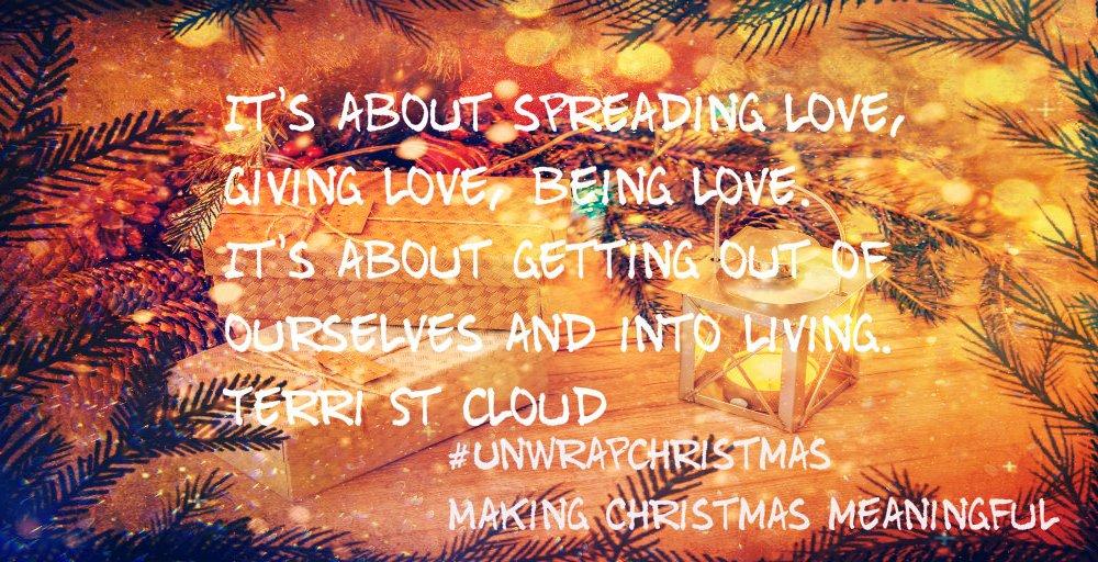 Making Christmas Meaningful #UnwrapChristmas