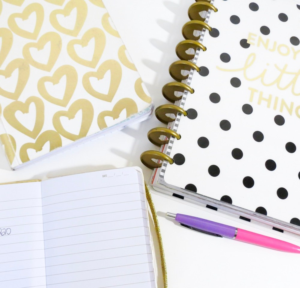 How Writing Things Down Can Change Your Life  #Giveaway