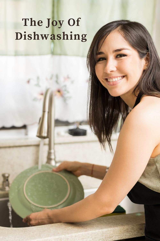 The Joy of Dishwashing!