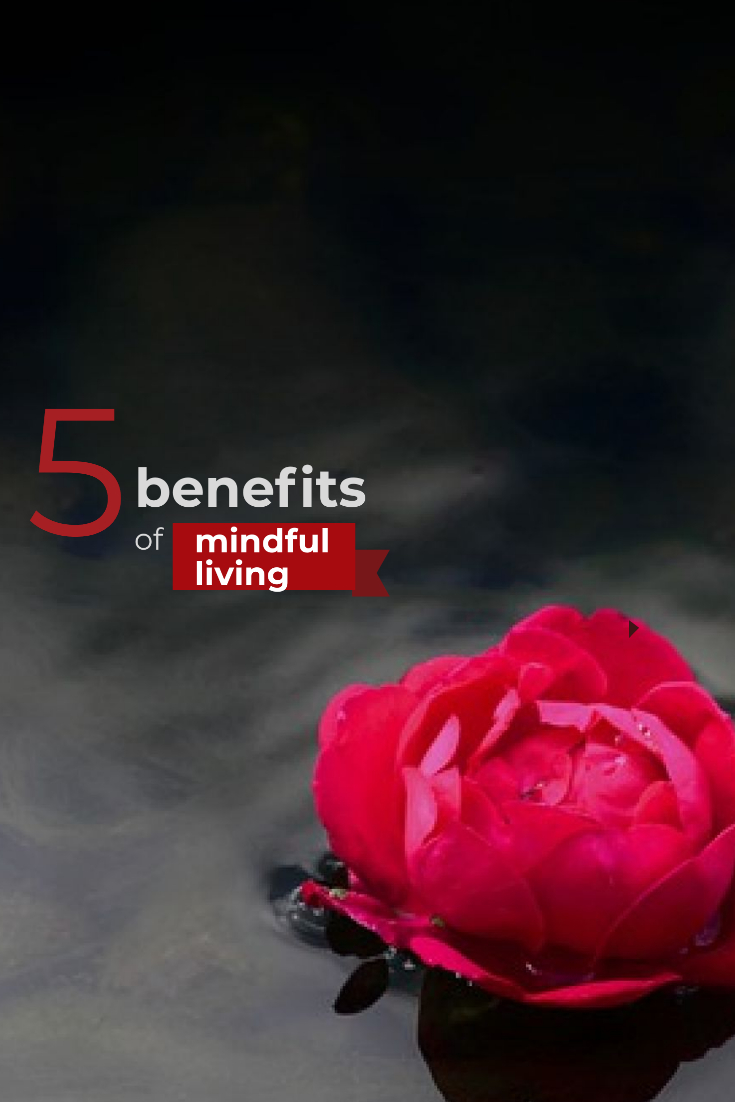 5 Benefits of Mindful Living