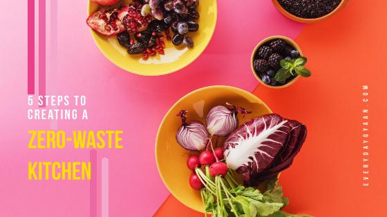 creating a zero waste kitchen
