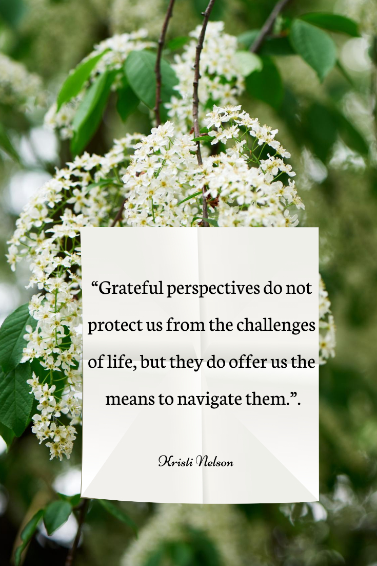 Grateful Perspectives | Five Minute Friday