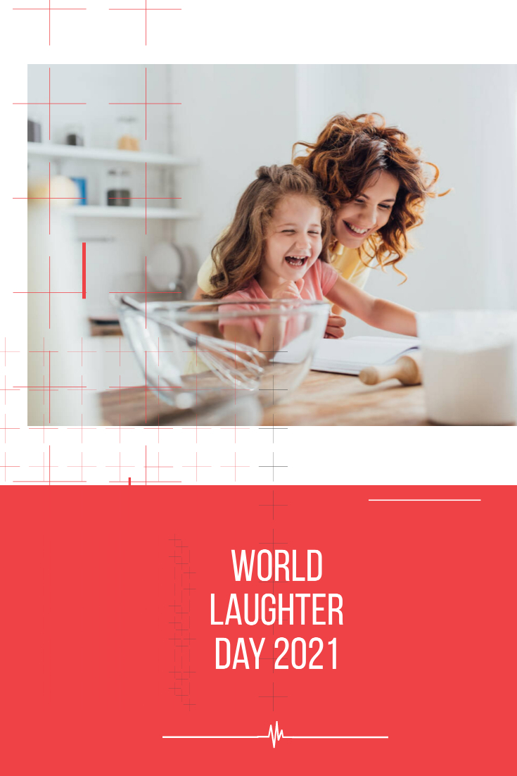 World Laughter Day 2021