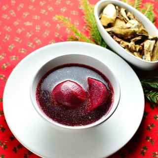 Polish Borscht Recipe (Christmas)