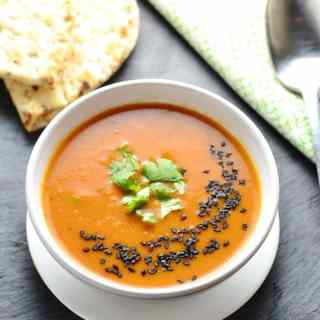 Red Vegetable Soup