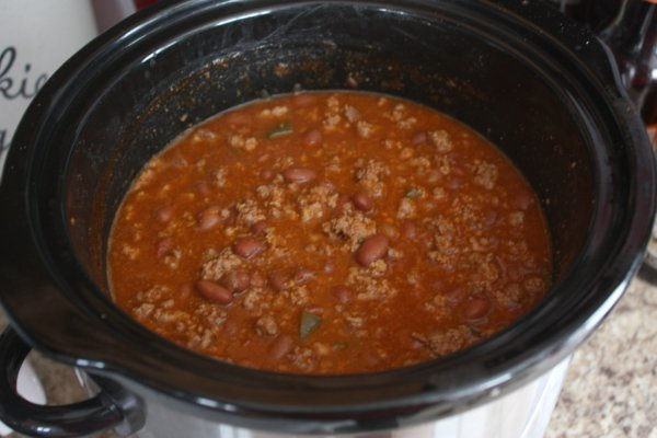 Grandma Carol's Chili