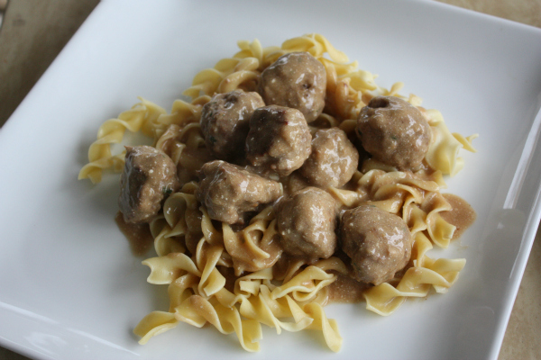 how to cook the perfect swedish meatballs