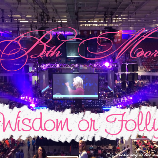 Beth Moore: Wisdom or Folly?