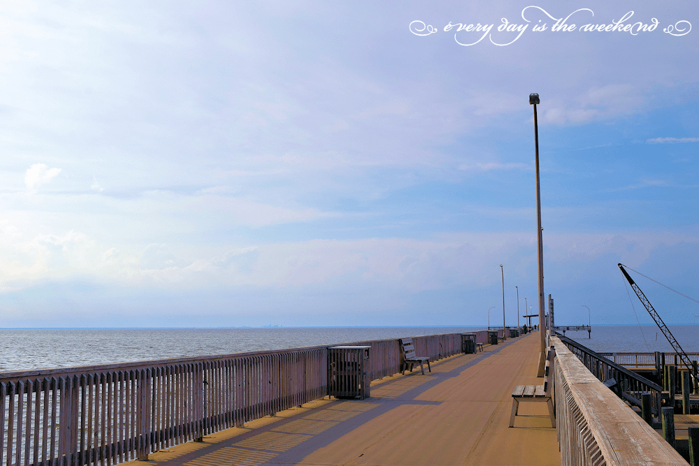 Fairhope Municipal Pier l Destination: Fairhope, AL